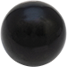 Custom Black Billiard Cue Ball Custom Shift Knob Opaque