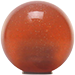 Custom Orange Old Skool Series Custom Shift Knob Translucent with Metal Flake