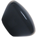 Custom Black Retro Series Custom Shift Knob Opaque